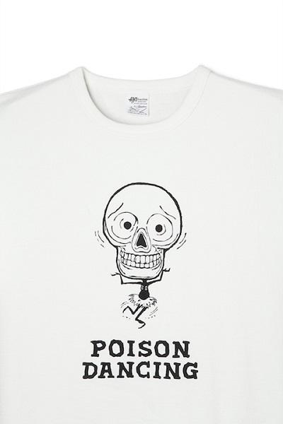 "ARTtraction SPORTOGS \""Poison Dancing S/S Tee\""_f0093885_19300945.jpg"