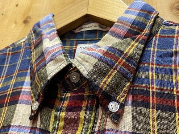 5月23日(土)11:30~マグネッツ大阪店オンラインストア夏物ヴィンテージ入荷!!#3 Vintage Shirt編Part1!!ボタンダウン&コットンボックスシャツ!!_c0078587_16223865.jpg