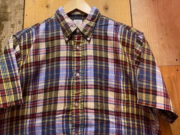 5月23日(土)11:30~マグネッツ大阪店オンラインストア夏物ヴィンテージ入荷!!#3 Vintage Shirt編Part1!!ボタンダウン&コットンボックスシャツ!!_c0078587_16223979.jpg