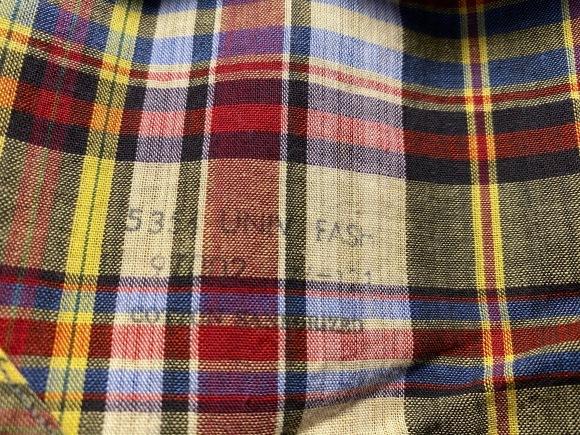 5月23日(土)11:30~マグネッツ大阪店オンラインストア夏物ヴィンテージ入荷!!#3 Vintage Shirt編Part1!!ボタンダウン&コットンボックスシャツ!!_c0078587_16224530.jpg