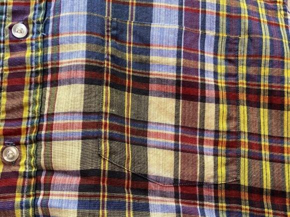 5月23日(土)11:30~マグネッツ大阪店オンラインストア夏物ヴィンテージ入荷!!#3 Vintage Shirt編Part1!!ボタンダウン&コットンボックスシャツ!!_c0078587_16224684.jpg