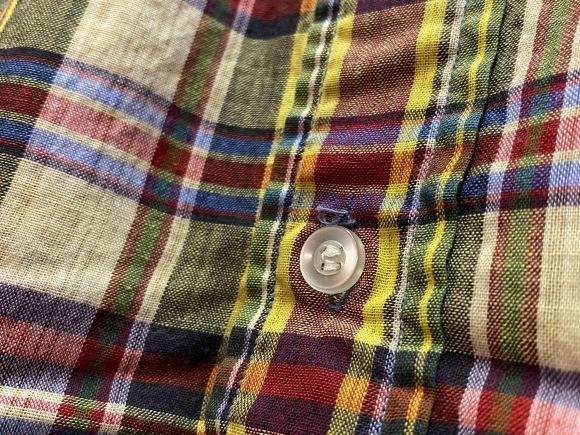5月23日(土)11:30~マグネッツ大阪店オンラインストア夏物ヴィンテージ入荷!!#3 Vintage Shirt編Part1!!ボタンダウン&コットンボックスシャツ!!_c0078587_16224728.jpg