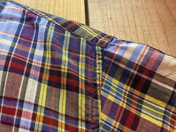 5月23日(土)11:30~マグネッツ大阪店オンラインストア夏物ヴィンテージ入荷!!#3 Vintage Shirt編Part1!!ボタンダウン&コットンボックスシャツ!!_c0078587_16224794.jpg