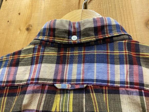 5月23日(土)11:30~マグネッツ大阪店オンラインストア夏物ヴィンテージ入荷!!#3 Vintage Shirt編Part1!!ボタンダウン&コットンボックスシャツ!!_c0078587_16224847.jpg