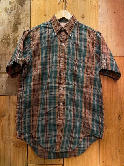 5月23日(土)11:30~マグネッツ大阪店オンラインストア夏物ヴィンテージ入荷!!#3 Vintage Shirt編Part1!!ボタンダウン&コットンボックスシャツ!!_c0078587_16240710.jpg