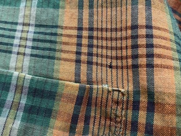 5月23日(土)11:30~マグネッツ大阪店オンラインストア夏物ヴィンテージ入荷!!#3 Vintage Shirt編Part1!!ボタンダウン&コットンボックスシャツ!!_c0078587_16241471.jpg