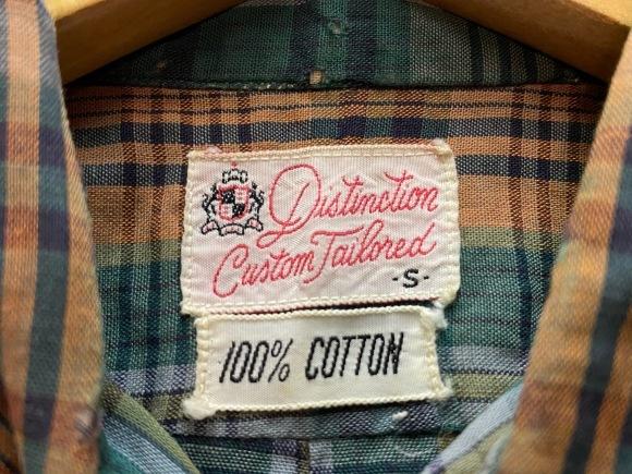 5月23日(土)11:30~マグネッツ大阪店オンラインストア夏物ヴィンテージ入荷!!#3 Vintage Shirt編Part1!!ボタンダウン&コットンボックスシャツ!!_c0078587_16241629.jpg