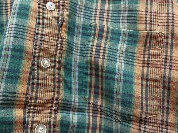 5月23日(土)11:30~マグネッツ大阪店オンラインストア夏物ヴィンテージ入荷!!#3 Vintage Shirt編Part1!!ボタンダウン&コットンボックスシャツ!!_c0078587_16241723.jpg