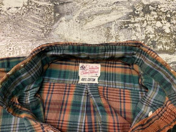 5月23日(土)11:30~マグネッツ大阪店オンラインストア夏物ヴィンテージ入荷!!#3 Vintage Shirt編Part1!!ボタンダウン&コットンボックスシャツ!!_c0078587_16252092.jpg