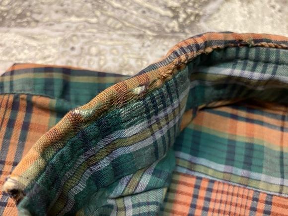 5月23日(土)11:30~マグネッツ大阪店オンラインストア夏物ヴィンテージ入荷!!#3 Vintage Shirt編Part1!!ボタンダウン&コットンボックスシャツ!!_c0078587_16252139.jpg