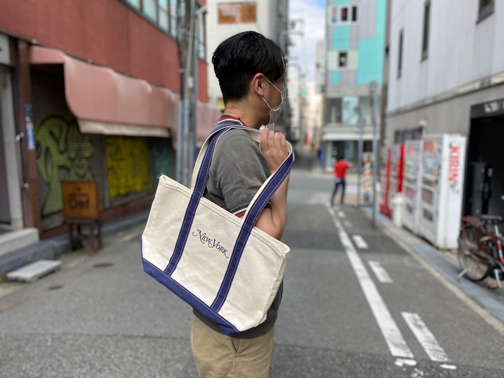 マグネッツ神戸店5/23(土)OnlineStore服飾雑貨&シューズ入荷! #2 L.L.Bean Boat&Tote!!!_c0078587_16254992.jpg