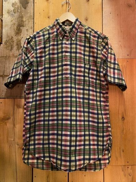 5月23日(土)11:30~マグネッツ大阪店オンラインストア夏物ヴィンテージ入荷!!#3 Vintage Shirt編Part1!!ボタンダウン&コットンボックスシャツ!!_c0078587_16274324.jpg