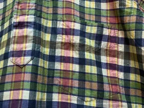 5月23日(土)11:30~マグネッツ大阪店オンラインストア夏物ヴィンテージ入荷!!#3 Vintage Shirt編Part1!!ボタンダウン&コットンボックスシャツ!!_c0078587_16275177.jpg