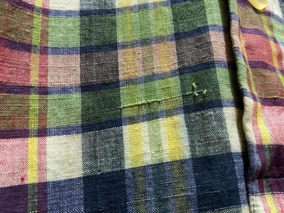 5月23日(土)11:30~マグネッツ大阪店オンラインストア夏物ヴィンテージ入荷!!#3 Vintage Shirt編Part1!!ボタンダウン&コットンボックスシャツ!!_c0078587_16275293.jpg