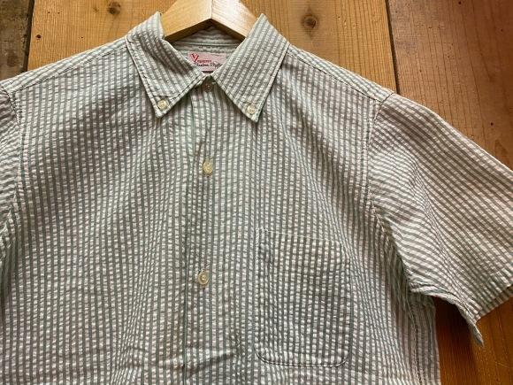 5月23日(土)11:30~マグネッツ大阪店オンラインストア夏物ヴィンテージ入荷!!#3 Vintage Shirt編Part1!!ボタンダウン&コットンボックスシャツ!!_c0078587_16315326.jpg