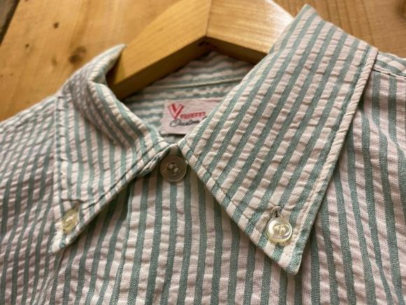 5月23日(土)11:30~マグネッツ大阪店オンラインストア夏物ヴィンテージ入荷!!#3 Vintage Shirt編Part1!!ボタンダウン&コットンボックスシャツ!!_c0078587_16320294.jpg