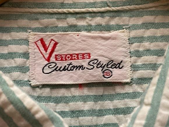 5月23日(土)11:30~マグネッツ大阪店オンラインストア夏物ヴィンテージ入荷!!#3 Vintage Shirt編Part1!!ボタンダウン&コットンボックスシャツ!!_c0078587_16320385.jpg