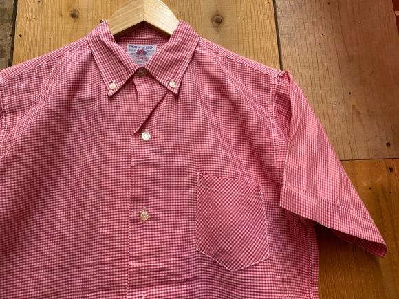 5月23日(土)11:30~マグネッツ大阪店オンラインストア夏物ヴィンテージ入荷!!#3 Vintage Shirt編Part1!!ボタンダウン&コットンボックスシャツ!!_c0078587_16335082.jpg