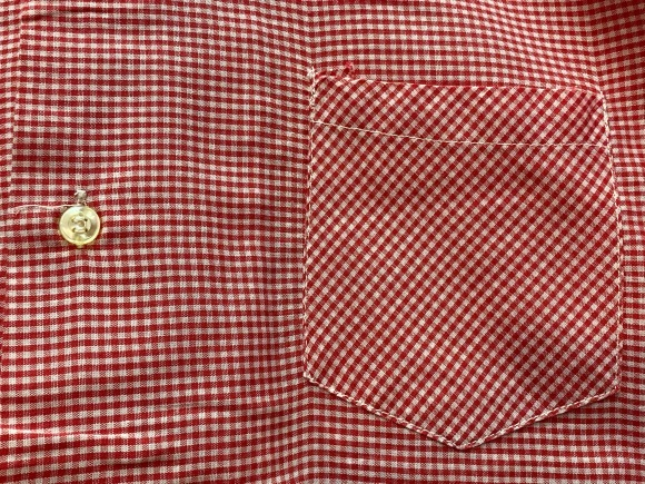 5月23日(土)11:30~マグネッツ大阪店オンラインストア夏物ヴィンテージ入荷!!#3 Vintage Shirt編Part1!!ボタンダウン&コットンボックスシャツ!!_c0078587_16335122.jpg