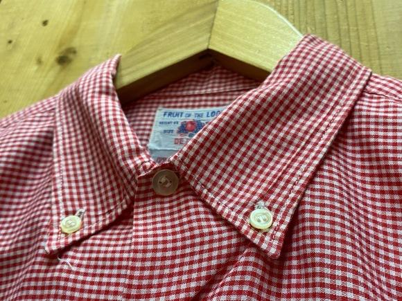 5月23日(土)11:30~マグネッツ大阪店オンラインストア夏物ヴィンテージ入荷!!#3 Vintage Shirt編Part1!!ボタンダウン&コットンボックスシャツ!!_c0078587_16335190.jpg