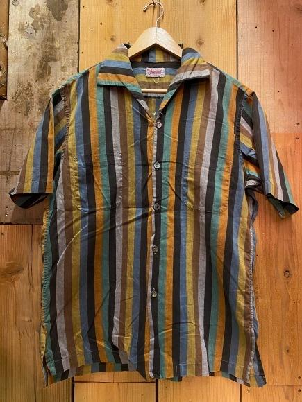 5月23日(土)11:30~マグネッツ大阪店オンラインストア夏物ヴィンテージ入荷!!#3 Vintage Shirt編Part1!!ボタンダウン&コットンボックスシャツ!!_c0078587_16352462.jpg