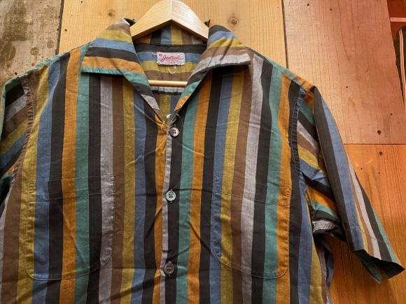 5月23日(土)11:30~マグネッツ大阪店オンラインストア夏物ヴィンテージ入荷!!#3 Vintage Shirt編Part1!!ボタンダウン&コットンボックスシャツ!!_c0078587_16352578.jpg