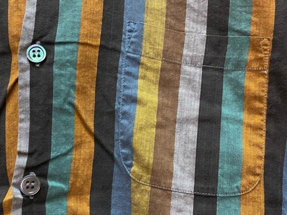 5月23日(土)11:30~マグネッツ大阪店オンラインストア夏物ヴィンテージ入荷!!#3 Vintage Shirt編Part1!!ボタンダウン&コットンボックスシャツ!!_c0078587_16352613.jpg