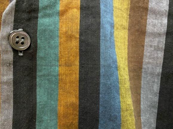 5月23日(土)11:30~マグネッツ大阪店オンラインストア夏物ヴィンテージ入荷!!#3 Vintage Shirt編Part1!!ボタンダウン&コットンボックスシャツ!!_c0078587_16353221.jpg