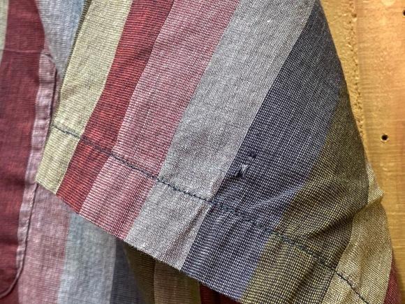 5月23日(土)11:30~マグネッツ大阪店オンラインストア夏物ヴィンテージ入荷!!#3 Vintage Shirt編Part1!!ボタンダウン&コットンボックスシャツ!!_c0078587_16373458.jpg