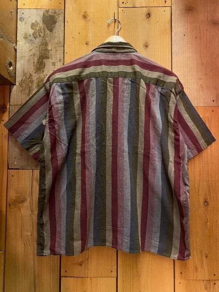 5月23日(土)11:30~マグネッツ大阪店オンラインストア夏物ヴィンテージ入荷!!#3 Vintage Shirt編Part1!!ボタンダウン&コットンボックスシャツ!!_c0078587_16373517.jpg