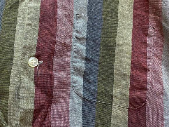 5月23日(土)11:30~マグネッツ大阪店オンラインストア夏物ヴィンテージ入荷!!#3 Vintage Shirt編Part1!!ボタンダウン&コットンボックスシャツ!!_c0078587_16373555.jpg
