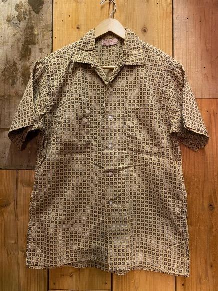 5月23日(土)11:30~マグネッツ大阪店オンラインストア夏物ヴィンテージ入荷!!#3 Vintage Shirt編Part1!!ボタンダウン&コットンボックスシャツ!!_c0078587_16394527.jpg