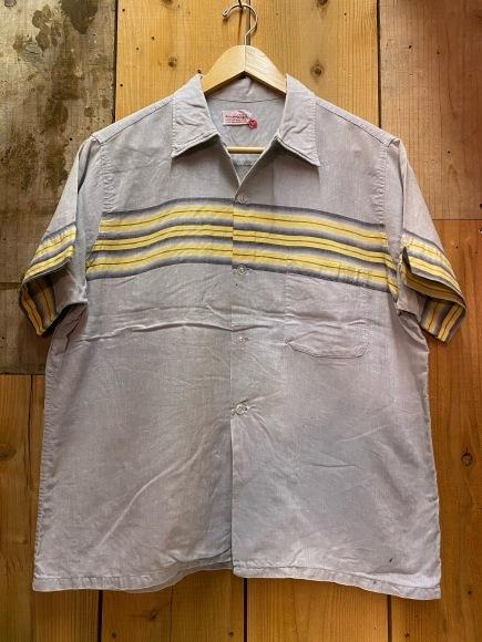 5月23日(土)11:30~マグネッツ大阪店オンラインストア夏物ヴィンテージ入荷!!#3 Vintage Shirt編Part1!!ボタンダウン&コットンボックスシャツ!!_c0078587_16405919.jpg