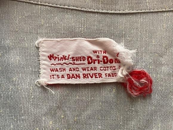 5月23日(土)11:30~マグネッツ大阪店オンラインストア夏物ヴィンテージ入荷!!#3 Vintage Shirt編Part1!!ボタンダウン&コットンボックスシャツ!!_c0078587_16410093.jpg