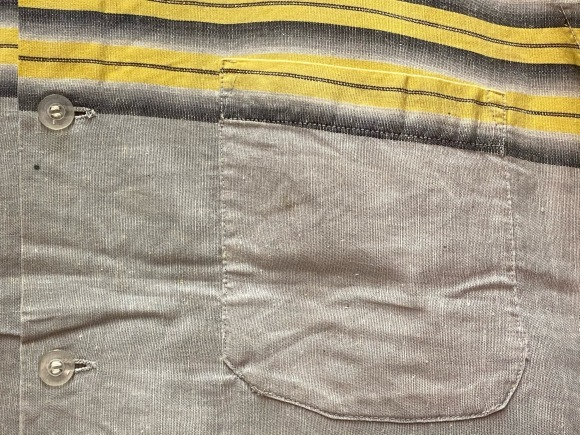 5月23日(土)11:30~マグネッツ大阪店オンラインストア夏物ヴィンテージ入荷!!#3 Vintage Shirt編Part1!!ボタンダウン&コットンボックスシャツ!!_c0078587_16410172.jpg