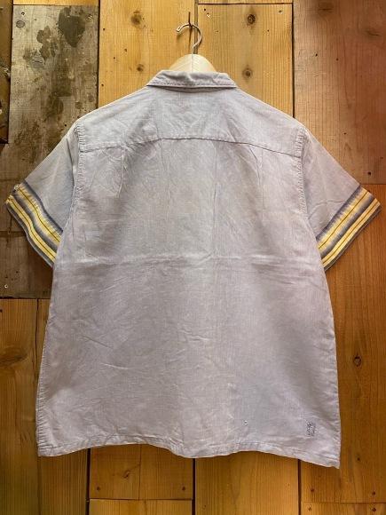 5月23日(土)11:30~マグネッツ大阪店オンラインストア夏物ヴィンテージ入荷!!#3 Vintage Shirt編Part1!!ボタンダウン&コットンボックスシャツ!!_c0078587_16411101.jpg