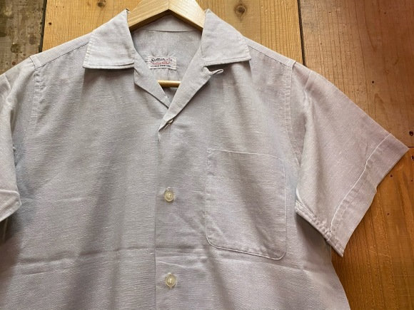 5月23日(土)11:30~マグネッツ大阪店オンラインストア夏物ヴィンテージ入荷!!#3 Vintage Shirt編Part1!!ボタンダウン&コットンボックスシャツ!!_c0078587_16444751.jpg