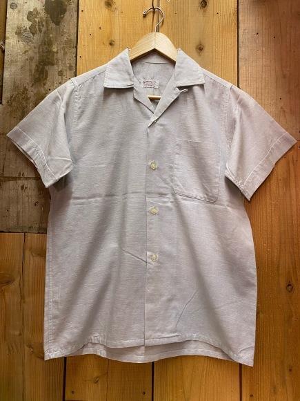 5月23日(土)11:30~マグネッツ大阪店オンラインストア夏物ヴィンテージ入荷!!#3 Vintage Shirt編Part1!!ボタンダウン&コットンボックスシャツ!!_c0078587_16444775.jpg