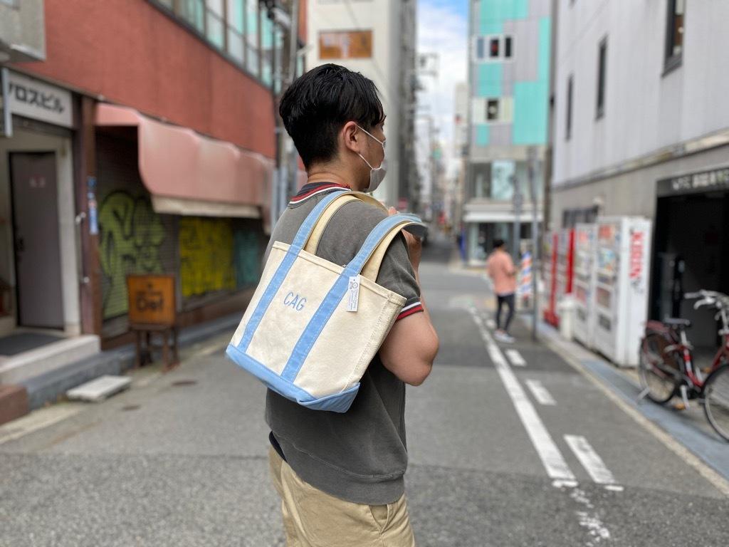 マグネッツ神戸店5/23(土)OnlineStore服飾雑貨&シューズ入荷! #2 L.L.Bean Boat&Tote!!!_c0078587_16573276.jpg