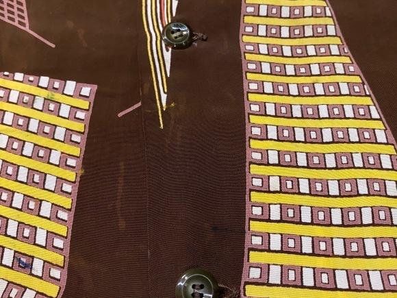 5月23日(土)11:30~マグネッツ大阪店オンラインストア夏物ヴィンテージ入荷!!#4 Vintage Shirt編Part2!!1940\'s~レーヨン&コットンボックスシャツ!!_c0078587_16583078.jpg
