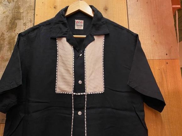 5月23日(土)11:30~マグネッツ大阪店オンラインストア夏物ヴィンテージ入荷!!#4 Vintage Shirt編Part2!!1940\'s~レーヨン&コットンボックスシャツ!!_c0078587_17015884.jpg