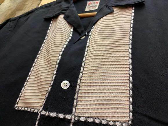 5月23日(土)11:30~マグネッツ大阪店オンラインストア夏物ヴィンテージ入荷!!#4 Vintage Shirt編Part2!!1940\'s~レーヨン&コットンボックスシャツ!!_c0078587_17020398.jpg
