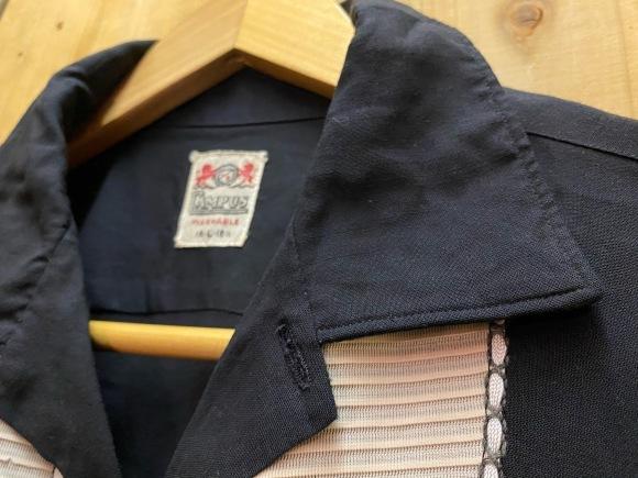 5月23日(土)11:30~マグネッツ大阪店オンラインストア夏物ヴィンテージ入荷!!#4 Vintage Shirt編Part2!!1940\'s~レーヨン&コットンボックスシャツ!!_c0078587_17020503.jpg
