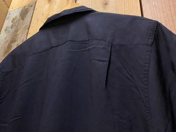 5月23日(土)11:30~マグネッツ大阪店オンラインストア夏物ヴィンテージ入荷!!#4 Vintage Shirt編Part2!!1940\'s~レーヨン&コットンボックスシャツ!!_c0078587_17020633.jpg
