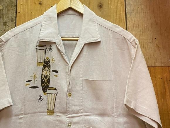 5月23日(土)11:30~マグネッツ大阪店オンラインストア夏物ヴィンテージ入荷!!#4 Vintage Shirt編Part2!!1940\'s~レーヨン&コットンボックスシャツ!!_c0078587_17041404.jpg