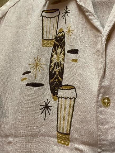 5月23日(土)11:30~マグネッツ大阪店オンラインストア夏物ヴィンテージ入荷!!#4 Vintage Shirt編Part2!!1940\'s~レーヨン&コットンボックスシャツ!!_c0078587_17041510.jpg