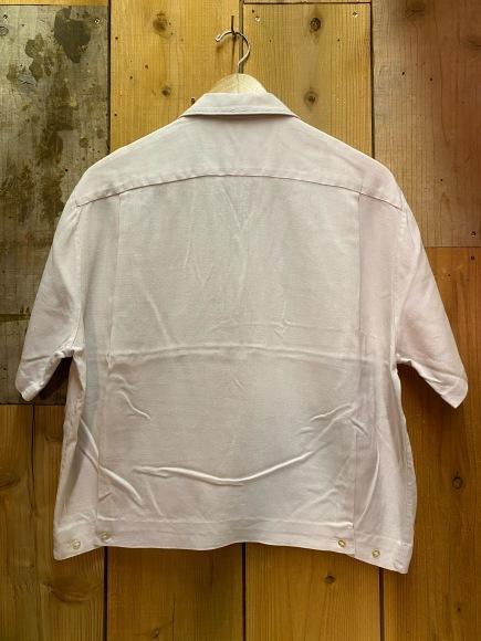 5月23日(土)11:30~マグネッツ大阪店オンラインストア夏物ヴィンテージ入荷!!#4 Vintage Shirt編Part2!!1940\'s~レーヨン&コットンボックスシャツ!!_c0078587_17042246.jpg
