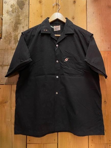 5月23日(土)11:30~マグネッツ大阪店オンラインストア夏物ヴィンテージ入荷!!#4 Vintage Shirt編Part2!!1940\'s~レーヨン&コットンボックスシャツ!!_c0078587_17073231.jpg