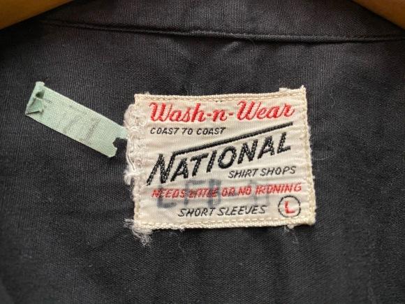 5月23日(土)11:30~マグネッツ大阪店オンラインストア夏物ヴィンテージ入荷!!#4 Vintage Shirt編Part2!!1940\'s~レーヨン&コットンボックスシャツ!!_c0078587_17073399.jpg