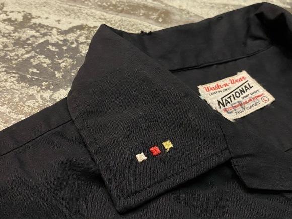 5月23日(土)11:30~マグネッツ大阪店オンラインストア夏物ヴィンテージ入荷!!#4 Vintage Shirt編Part2!!1940\'s~レーヨン&コットンボックスシャツ!!_c0078587_17073819.jpg